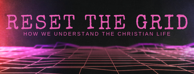 Website. Reset The Grid. Sermon Title
